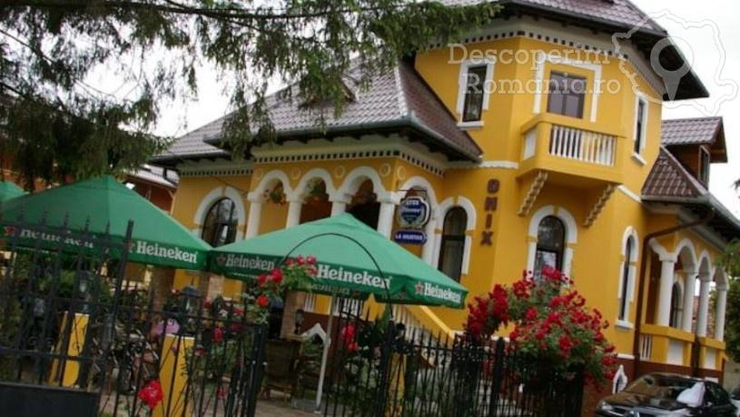 Cazare la Pensiunea Onix din Fagaras - Brasov - Transilvania