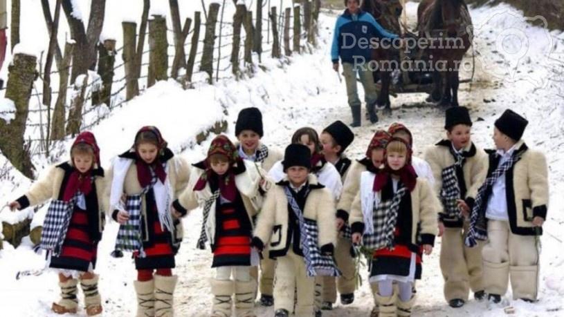Obiceiuri de Crăciun în Bucovina