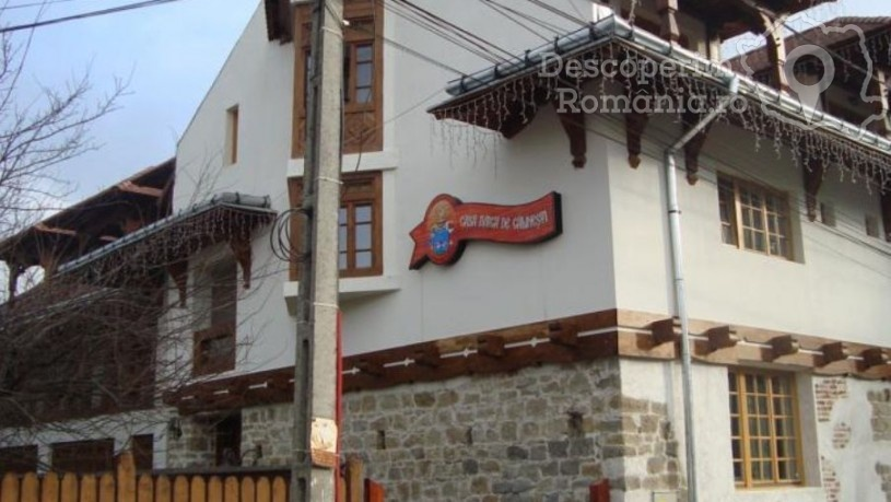 Casa Iurca de Calinesti din Sighetu Marmatiei - Maramures