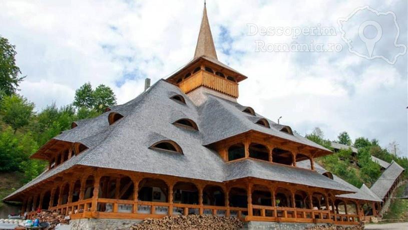 Mănăstirea Rohița și satul blestemat