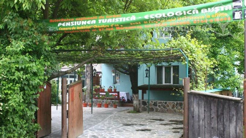Pensiunea Bușta House din Bogdan Vodă