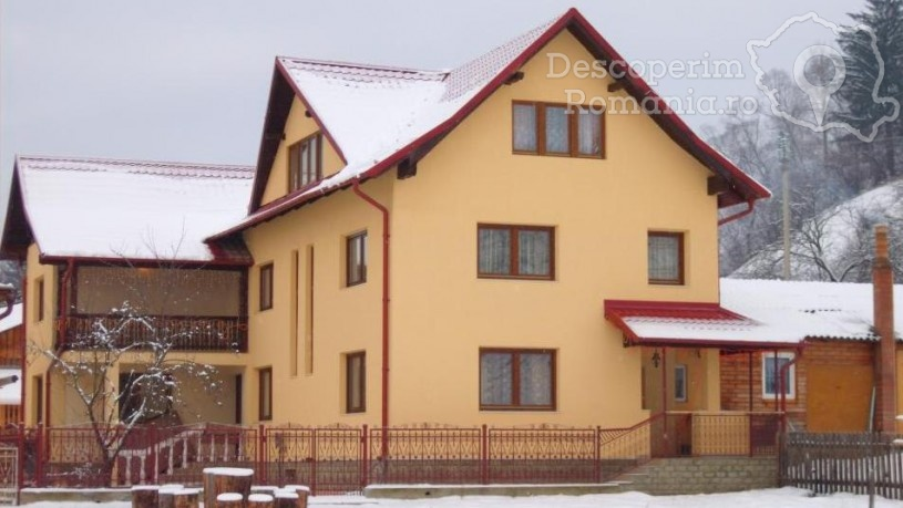 Pensiunea Moldovița din Moldovița