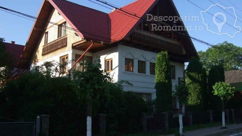 Pensiunea Cerbul din Putna - Suceava - Bucovina (1)