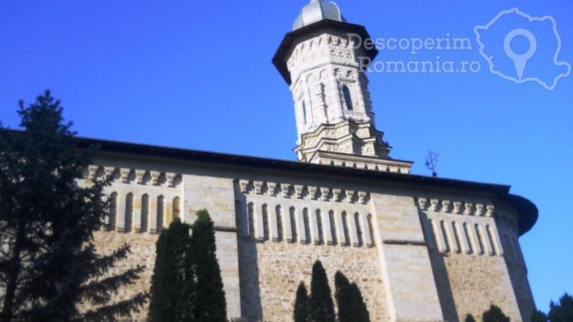 Mănăstirea Putna - ctitoria lui Stefan cel Mare