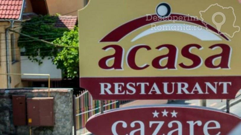 Pensiunea Acasa din Sibiu