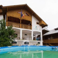 Vila Ally din Baile Olanesti