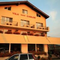 Vila Carlos din Băile Felix