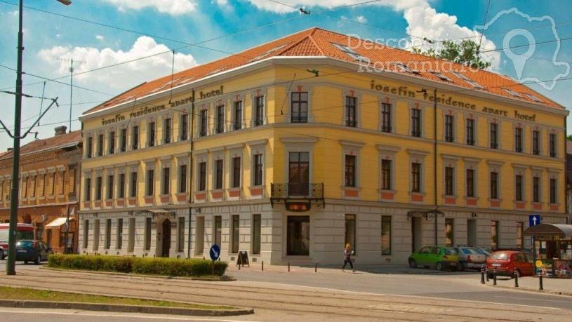 Iosefin Residence Apart Hotel din Timişoara