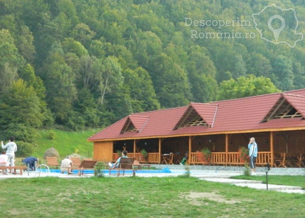 Cazare la pensiunea carpathia din remeti bihor muntii for Cazare cu piscina interioara valea prahovei