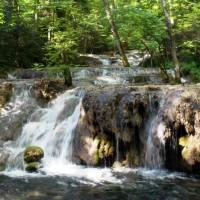 Valea Beiului și Valea Beușnița - văile cascadelor