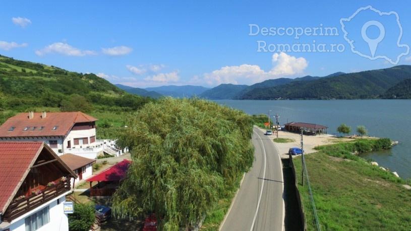 Pensiunea Dunav din Liubcova