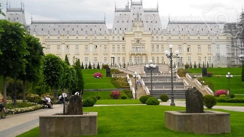 Palatul Culturii din Iaşi
