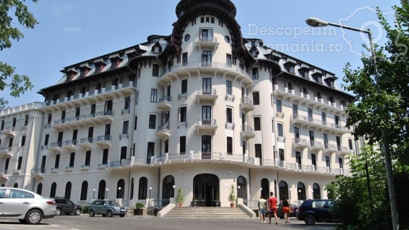 Hotel Palace din Băile Govora