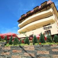 Hotel Regia din Băile Olănești