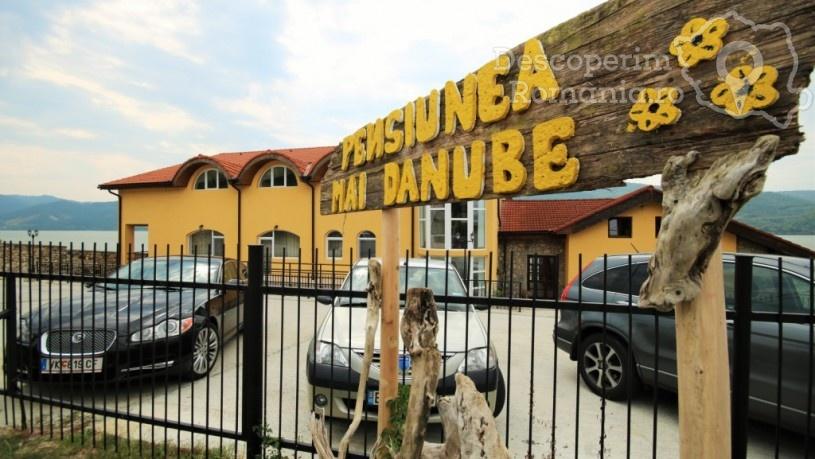 Pensiunea Mai Danube din Eșelnița