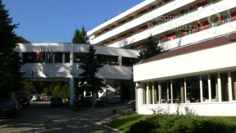 Hotel Moneasa din Moneasa