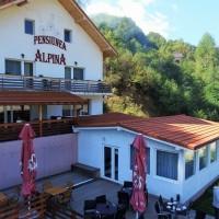 Pensiunea Alpina din Malaia