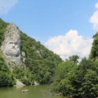Chipul lui Decebal – istorie sculptată în piatră