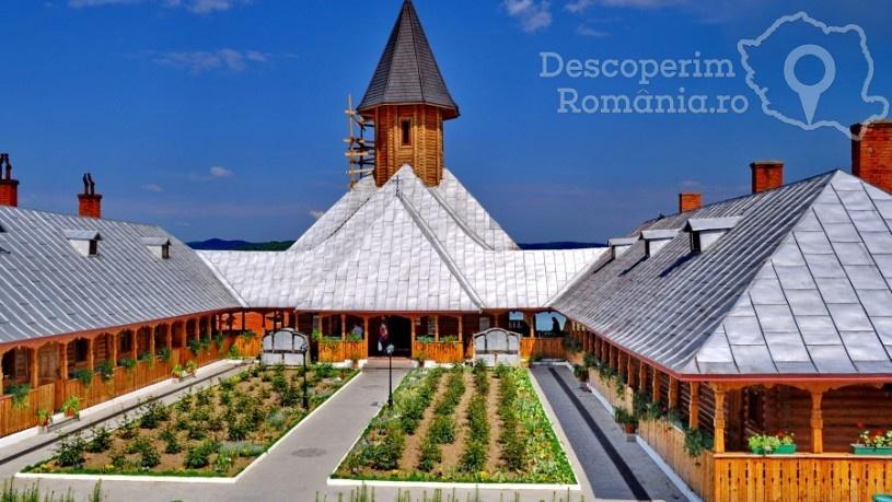 Mănăstirea Sfânta Ana - creația făgăduinței