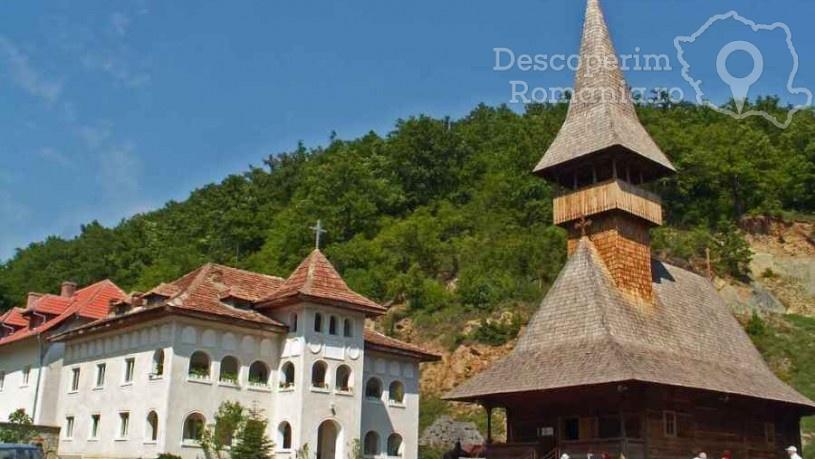 Mănăstirea Vodița - locul în care domnește liniștea