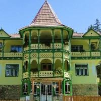Vila Bella din Borsec