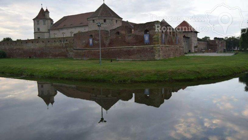 Cetatea Făgăraşului - cetatea ce nu a fost cucerită niciodată