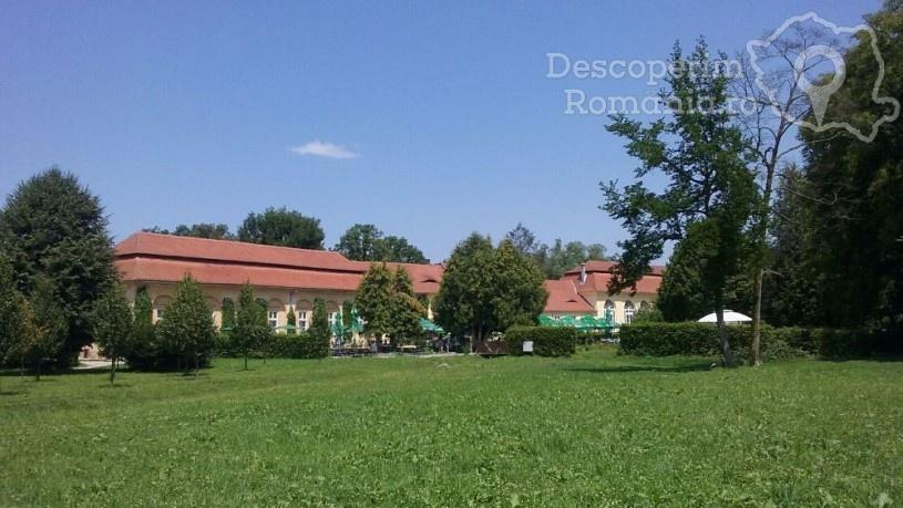 Palatul Brukenthal din Avrig - grandoarea ascunsă a stilului imperial
