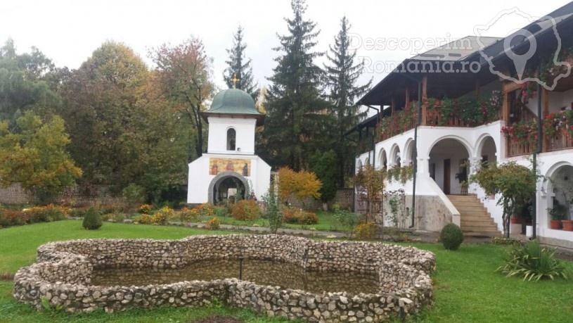 Stațiunea Călimănești - Cozia. Pământ sacru