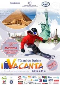 Târgul de Turism VACANŢA Constanţa - 2016 - Ediţia a IX-a