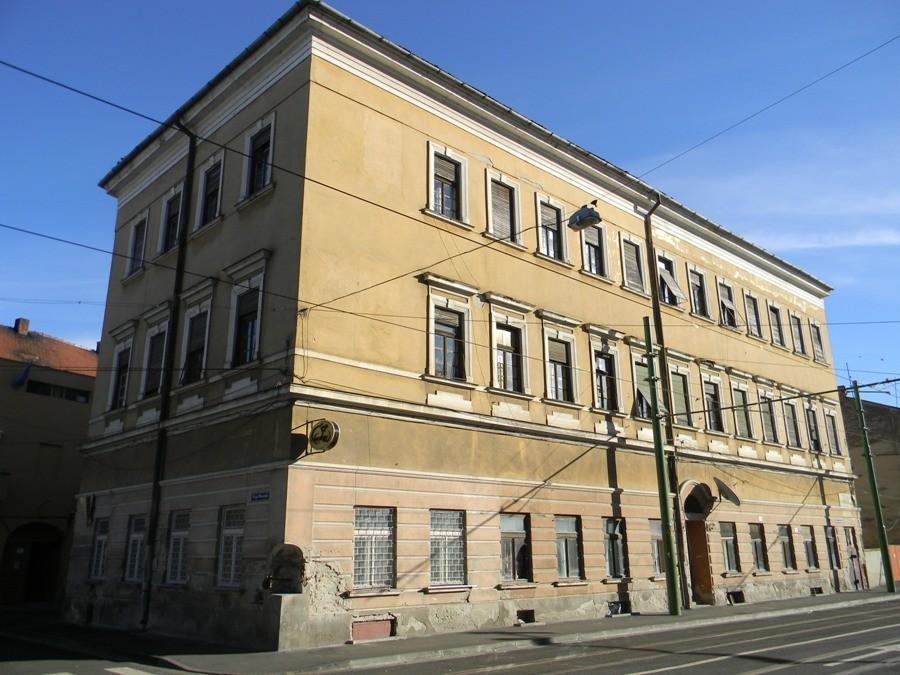 Casa cu lacat Arad