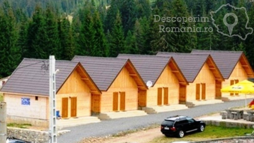 Cazare la Complex Turistic 5 Casute din Padis - Muntii Apuseni - DescoperimRomania.ro