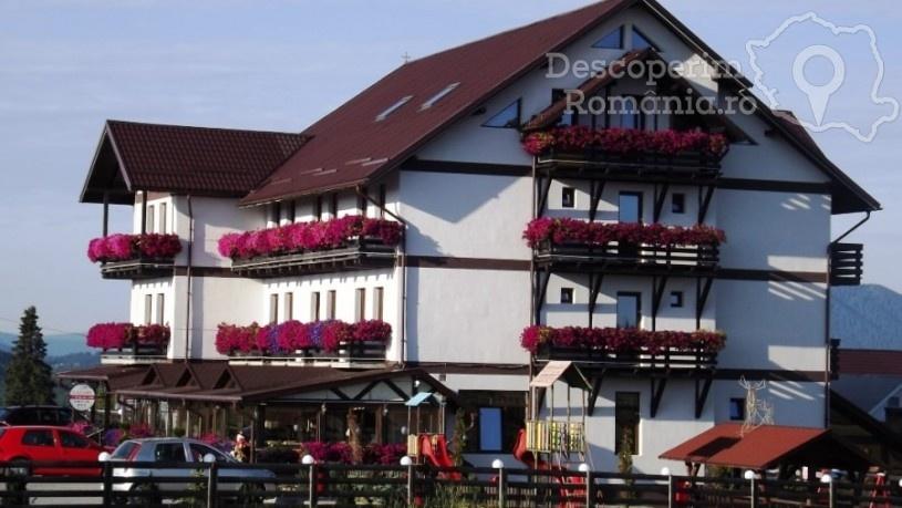 Pensiunea Popasul Transilvania din Piatra Fantanele