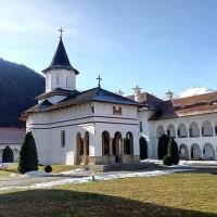Mănăstirea Brâncoveanu din Sâmbăta de Sus - oază de linişte pentru suflet