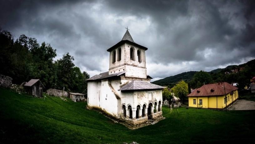 Mănăstirea lui Constantin Brâncoveanu- comoara orașului Baia de Arama