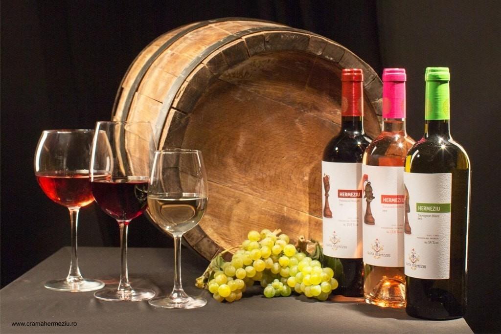 Turismul viticol românesc începe să își scrie povestea - Crama Hermeziu