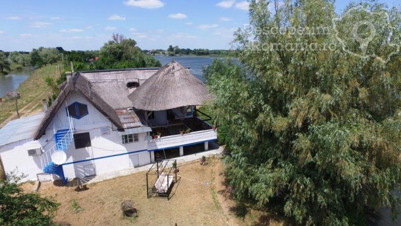 Casa de vacanta Grig - Mila 23 - Tulcea - Delta Dunarii - DescoperimRomania.ro