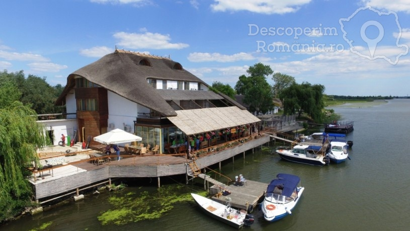 Cazare la Pensiunea Paradis Delta House - Mila 23 - Tulcea - Delta Dunarii - DescoperimRomania.ro