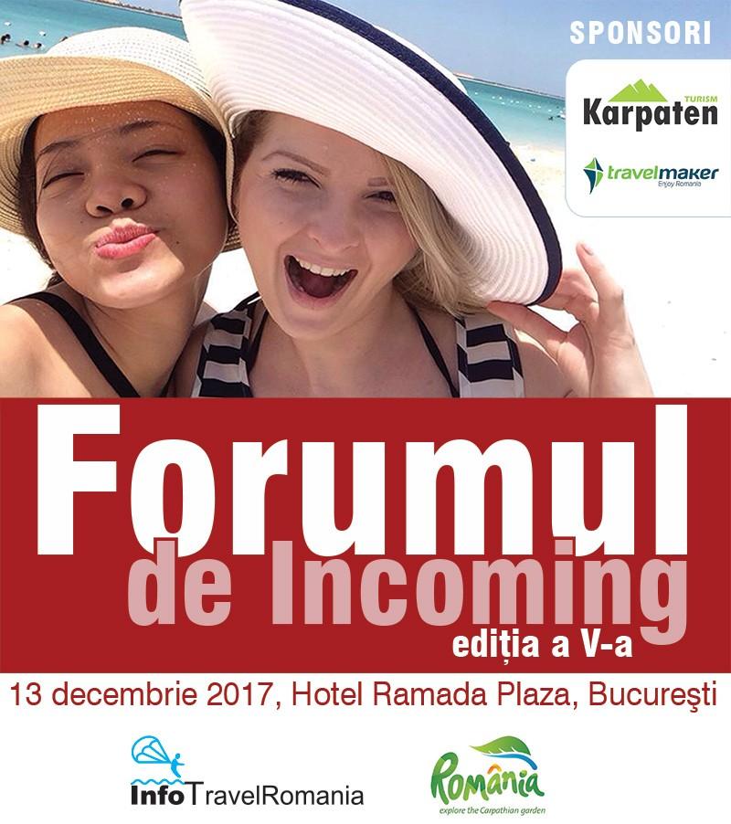 Forumul de Incoming - DescoperimRomania.ro