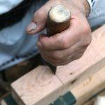 Simbolistica precreștină sau taina cioplitului în lemn cu meșterul Nicolae Rorau