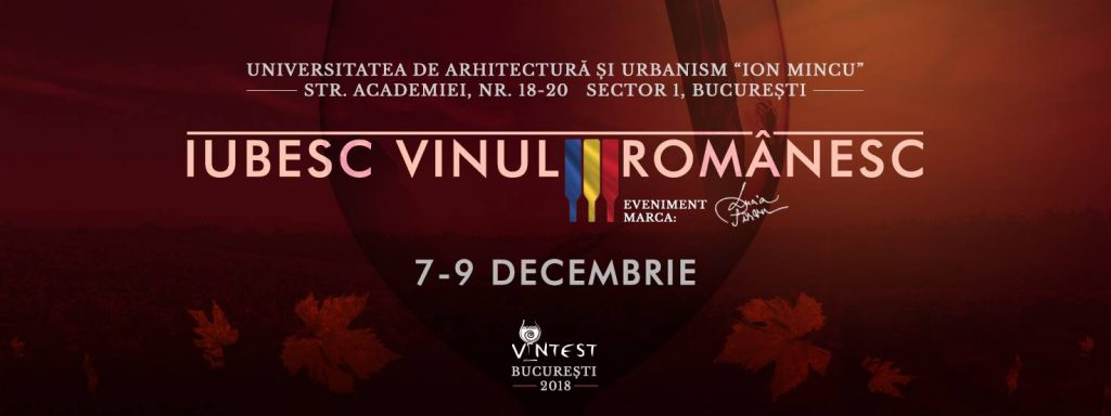 Vintest - Iubesc Vinul Romanesc - DescoperimRomania-ro