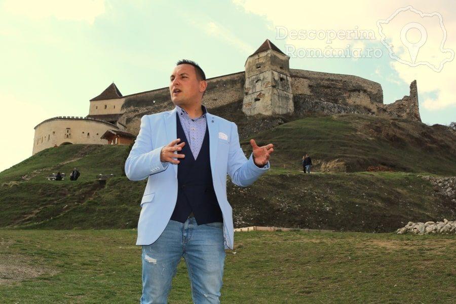 Cetatea Râșnov – Falnic supraveghtor al Râșnovului – DescoperimRomania (10)