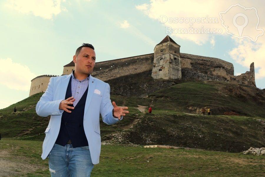 Cetatea Râșnov – Falnic supraveghtor al Râșnovului – DescoperimRomania (11)