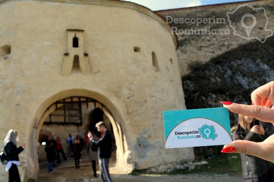 Cetatea Râșnov – Falnic supraveghtor al Râșnovului – DescoperimRomania (17)