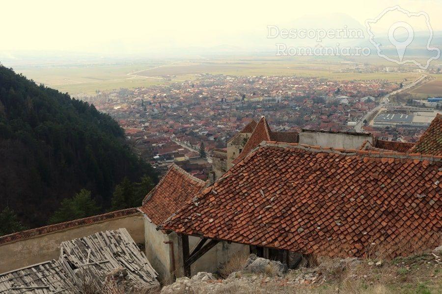 Cetatea Râșnov – Falnic supraveghtor al Râșnovului – DescoperimRomania (23)