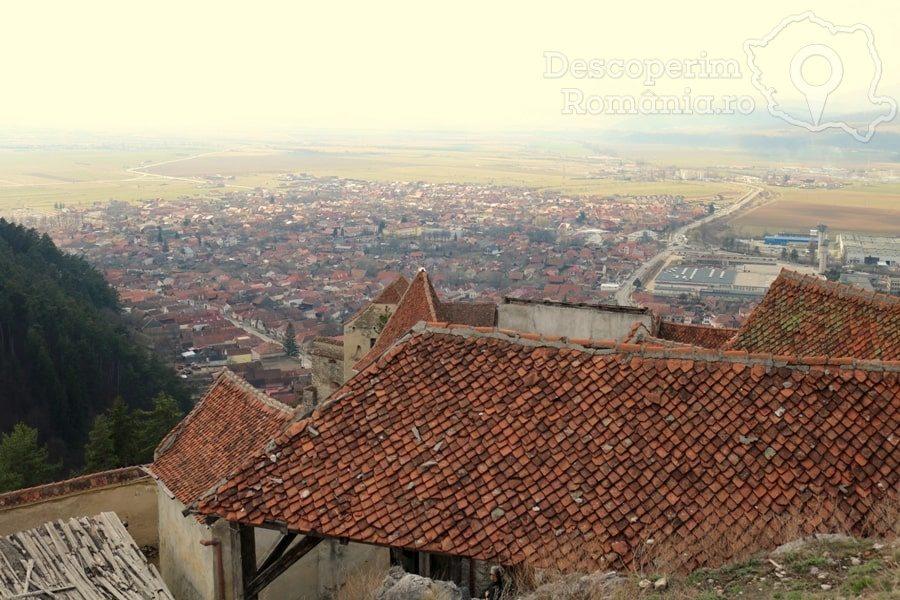 Cetatea Râșnov – Falnic supraveghtor al Râșnovului – DescoperimRomania (24)