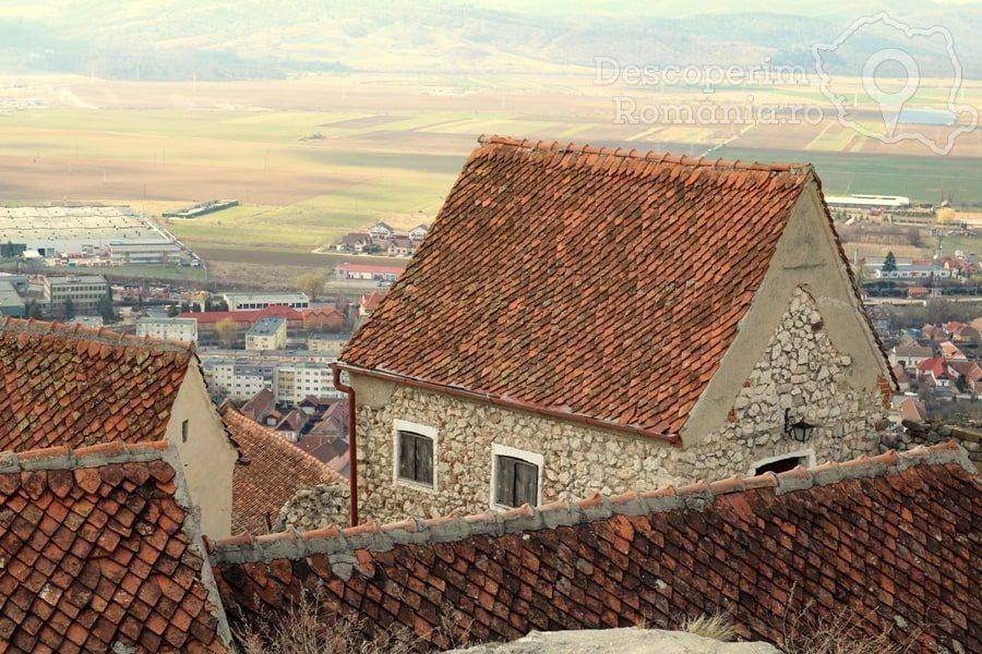 Cetatea Râșnov – Falnic supraveghtor al Râșnovului – DescoperimRomania (25)