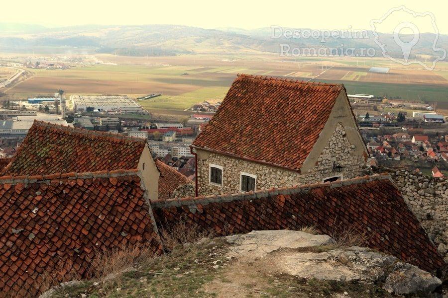 Cetatea Râșnov – Falnic supraveghtor al Râșnovului – DescoperimRomania (26)