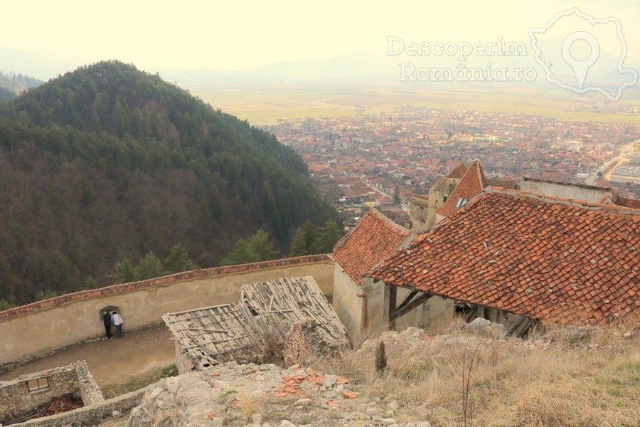 Cetatea Râșnov – Falnic supraveghtor al Râșnovului – DescoperimRomania (28)