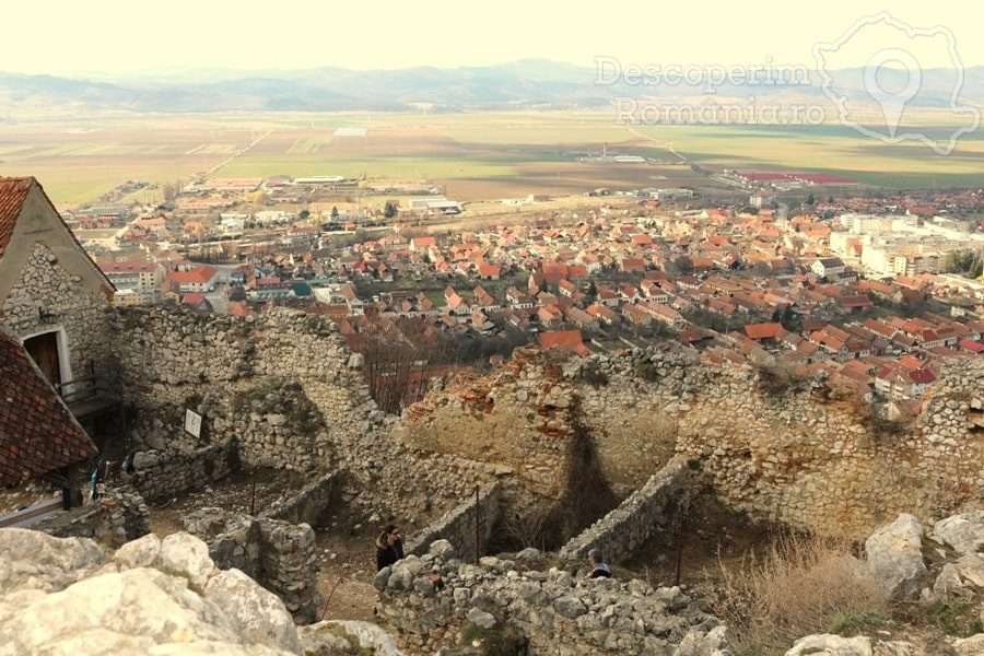 Cetatea Râșnov – Falnic supraveghtor al Râșnovului – DescoperimRomania (33)