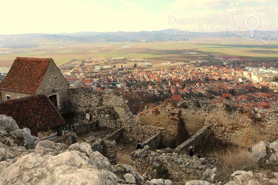 Cetatea Râșnov – Falnic supraveghtor al Râșnovului – DescoperimRomania (34)